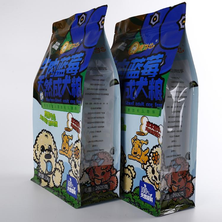 高档狗粮食品袋