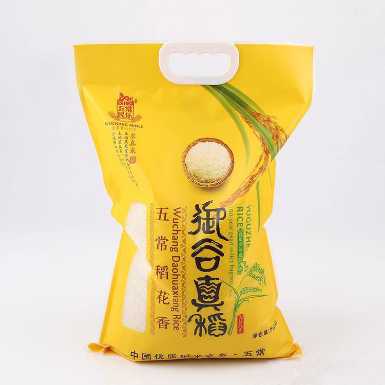 五常大米包装袋_五常大米包装袋图片