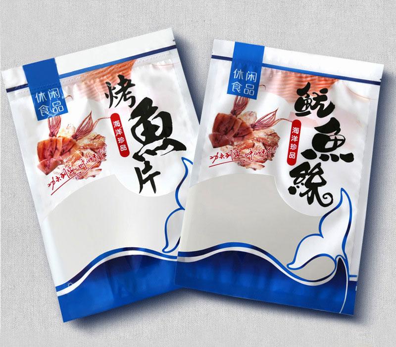 烤鱼片包装袋