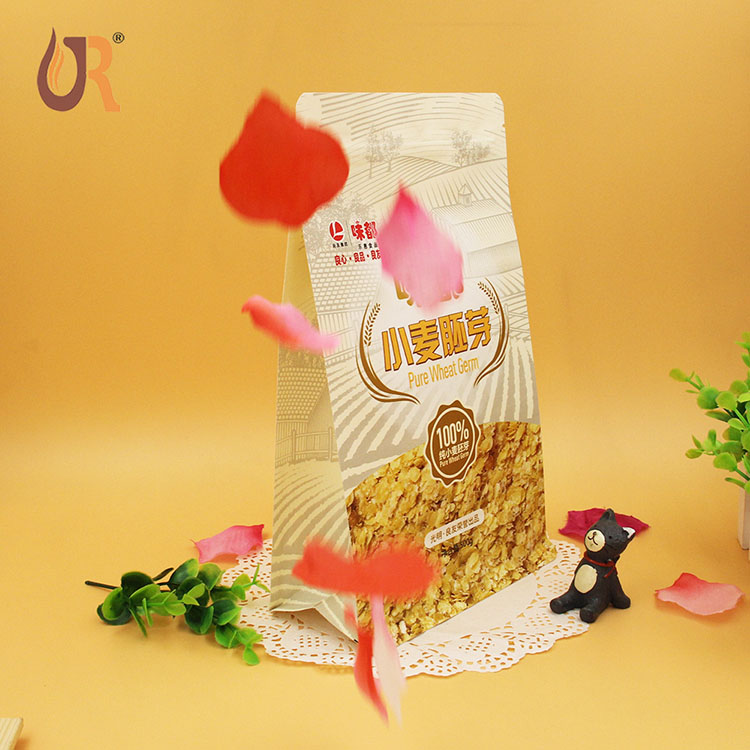 八边封小麦胚芽包装袋
