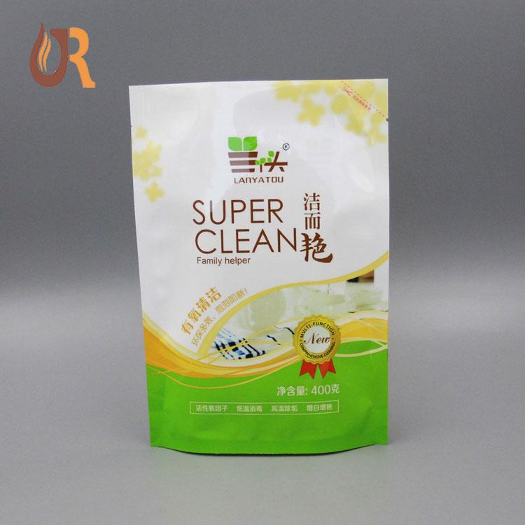 清洁剂复合袋