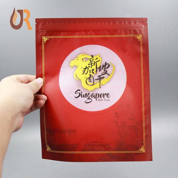 新加坡肉干包装袋