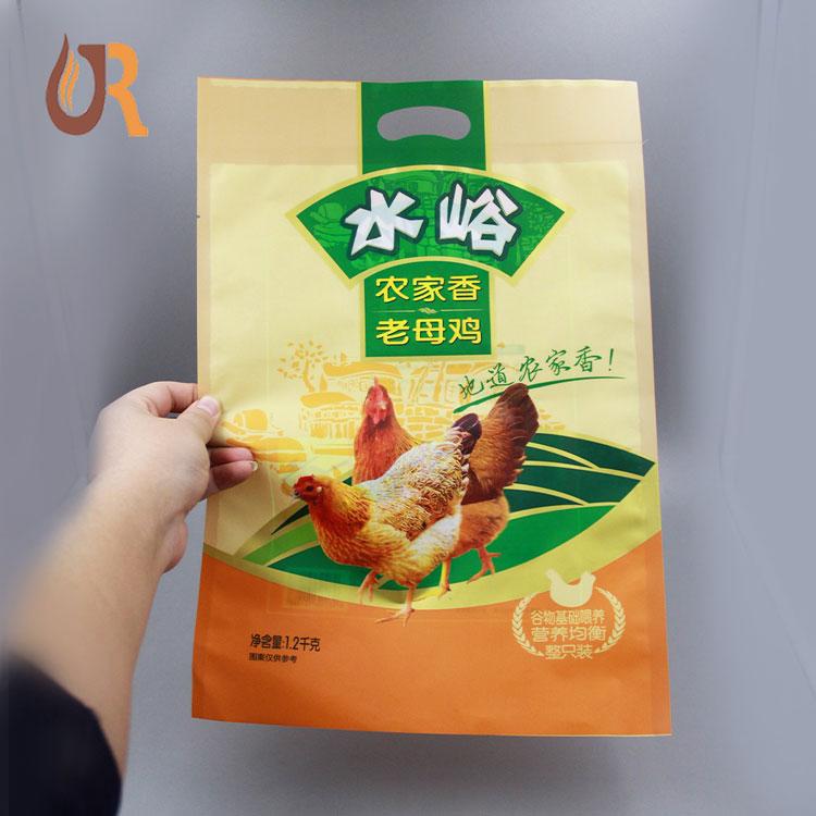 母鸡肉包装袋