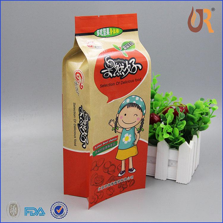 食品包装袋厂家的印刷生产流程