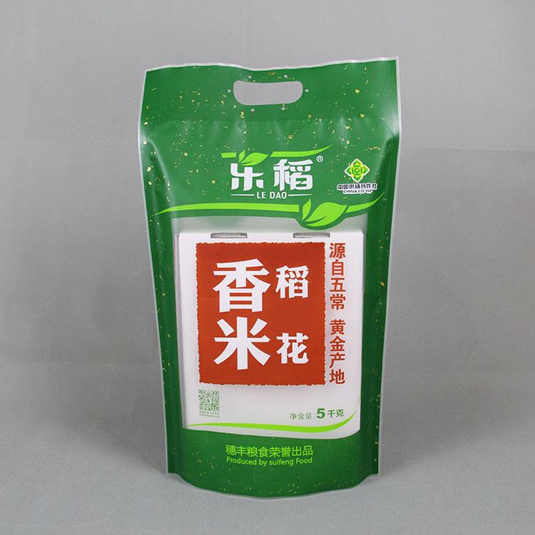 5kg稻花香米包装