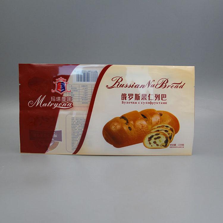 列巴面包包装袋