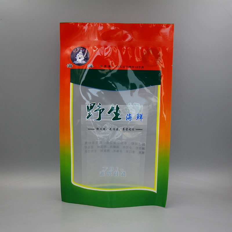 冷冻海鲜包装袋