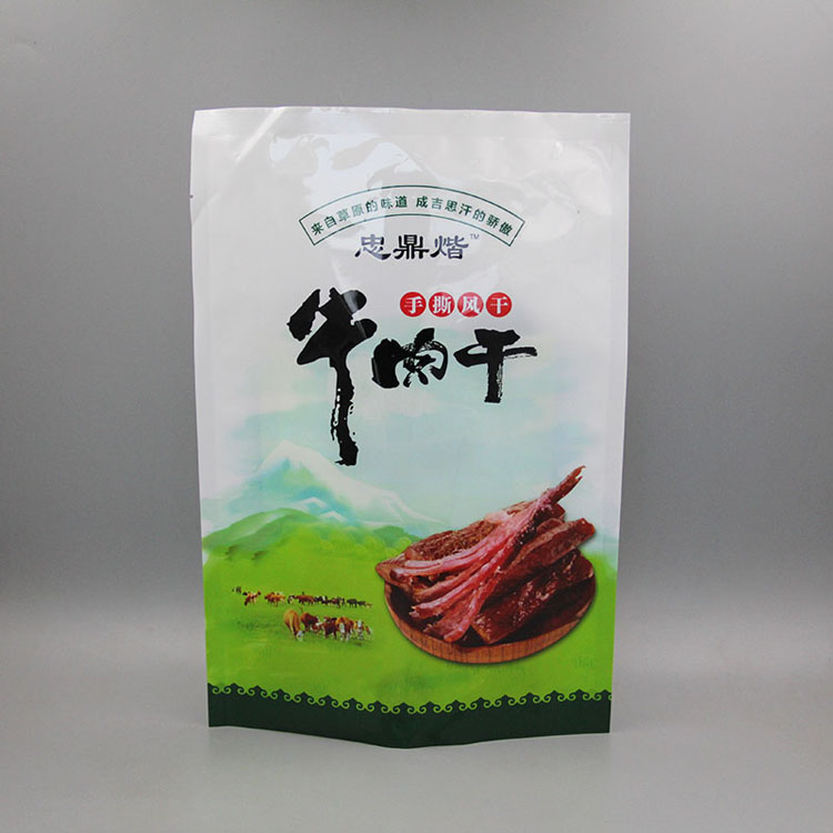塑料复合牛肉干袋