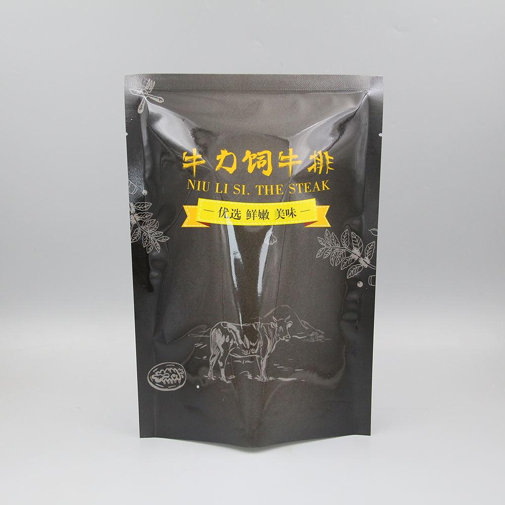 塑料复合牛排包装袋