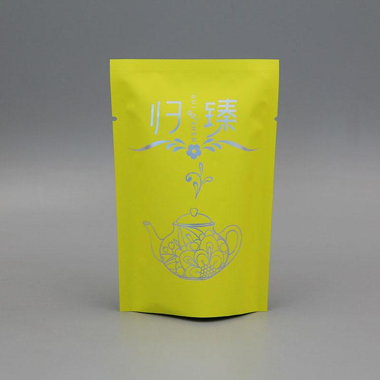 铝塑小花茶袋
