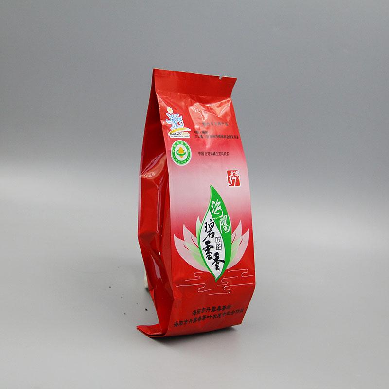 背封带折边茶叶袋