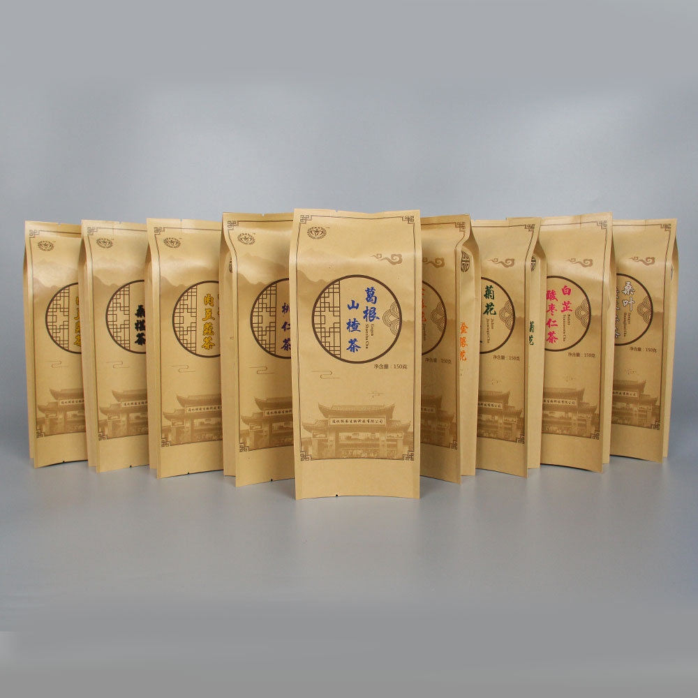 牛皮纸系列茶叶袋
