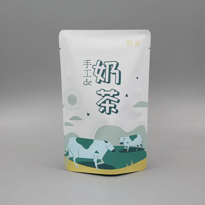 手工奶茶袋