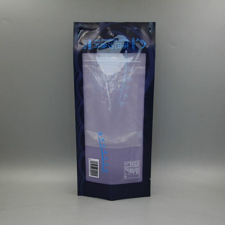 冷冻巴沙鱼片包装袋